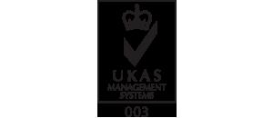 Corcoran quality UKAS logo