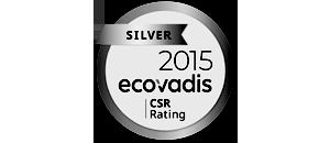 Corcoran Quality Ecovadis 2015 logo