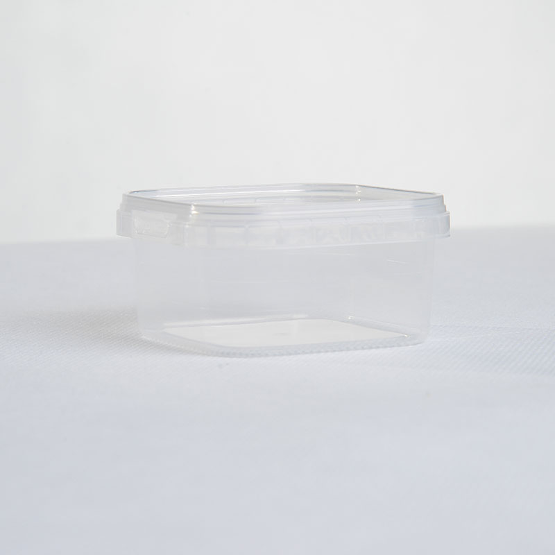 Corcoran Products Tamper Evident container Rectangular