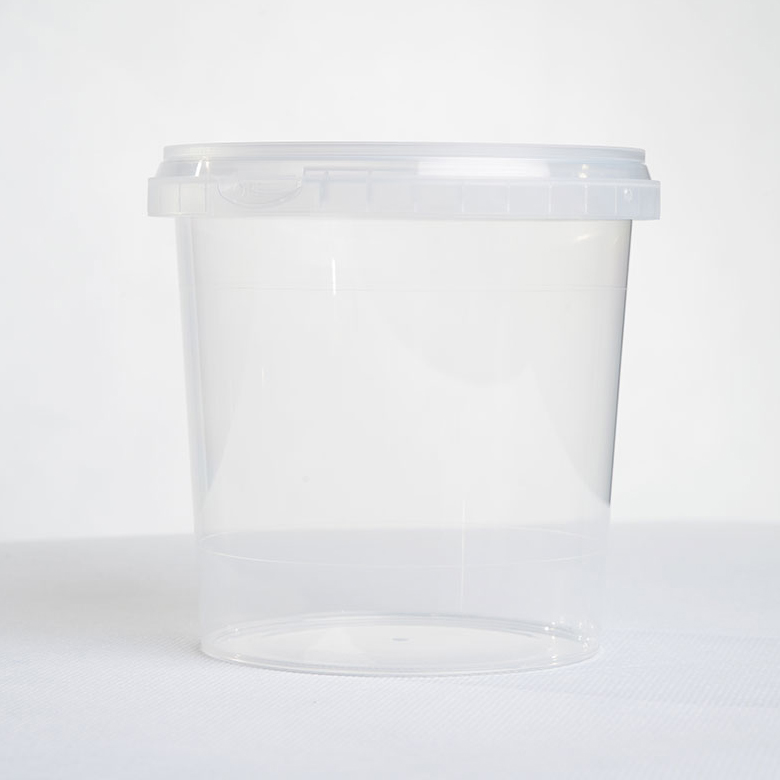 Corcoran Products Tamper Evident container Round