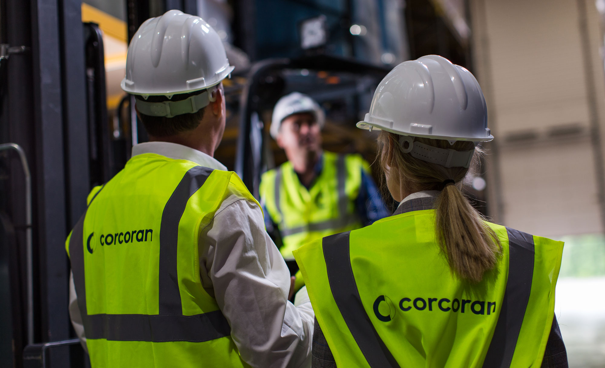 Corcoran chemicals products where house team image
